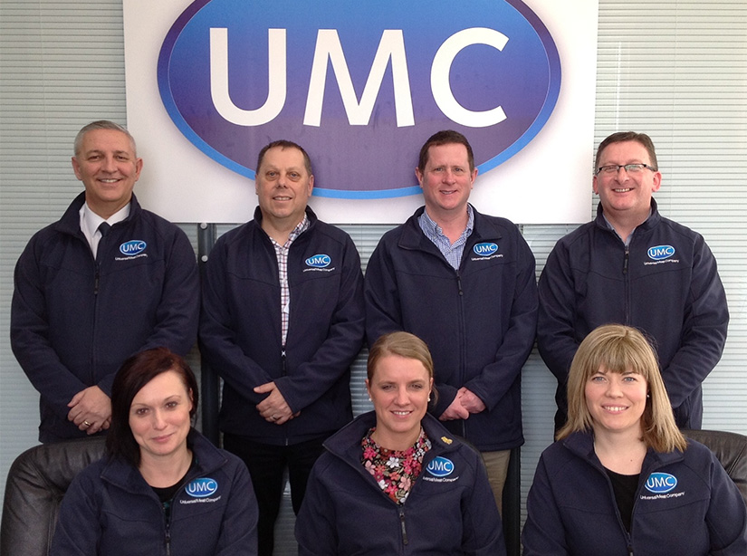Join our happy team at Universal Meat!