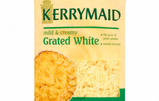 White Grated Cheddar Cheese