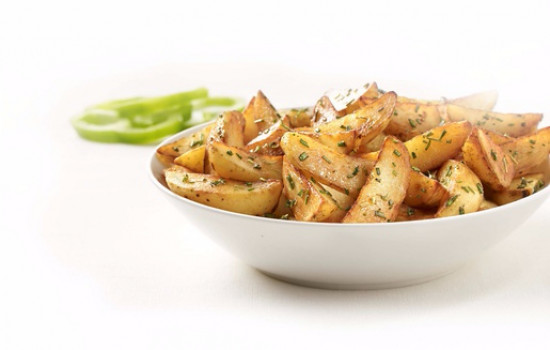 Peka Kroef Potato Wedges with Herbs